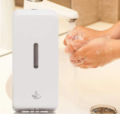 Foam 1000ml Touchless Soap Dispenser For Public Personal Hygiene